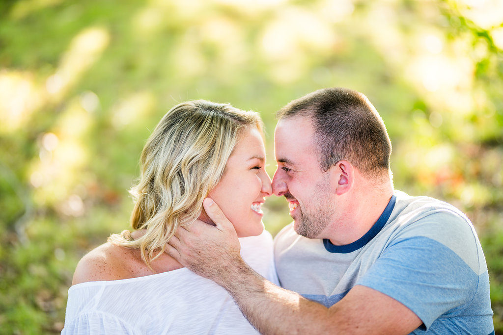couple in love Kaitlyn Ferris engaged