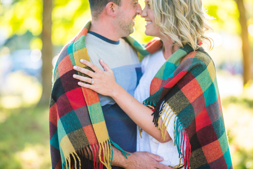 engagement ring Kaitlyn Ferris engaged
