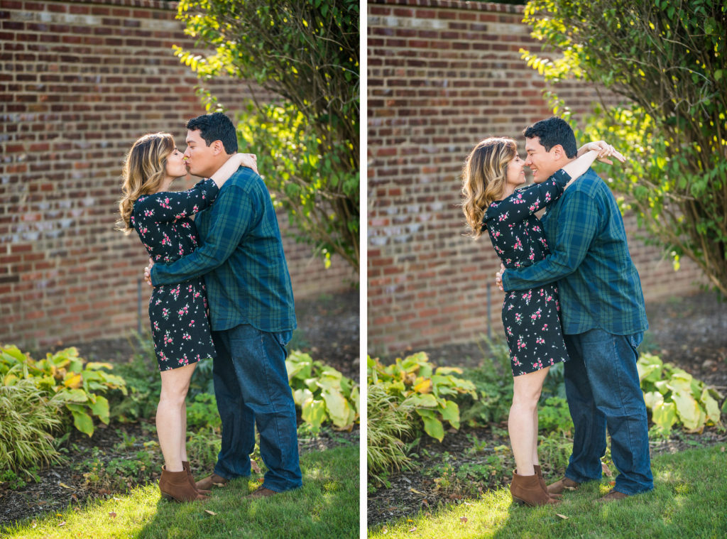 Golden Engagement Session Kaitlyn Ferris Photography Long Island Wedding Photographer