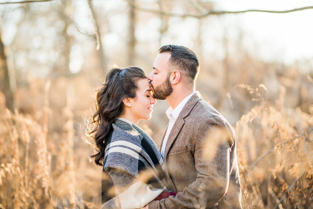 Romantic Engagement Session Kaitlyn Ferris Photography Long Island Wedding and Engagement Photographer