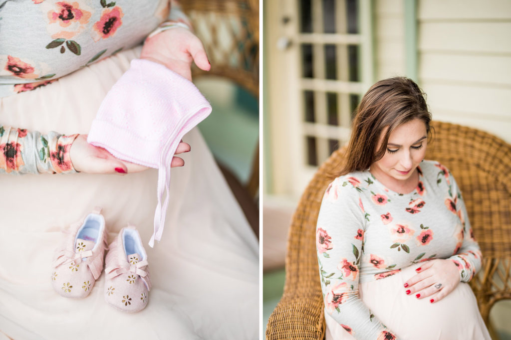 Wintery Maternity Session Kaitlyn Ferris Photography Long Island Wedding and Engagement Photographer