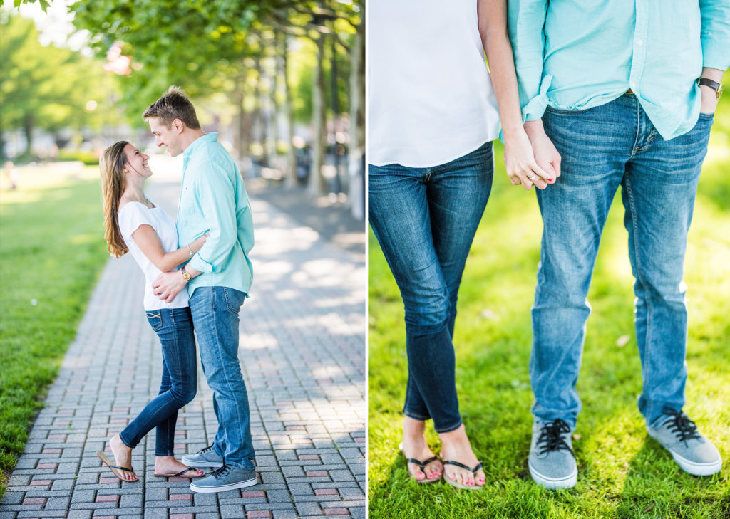 Hoboken Engagement Shoot | Long Island Weddinng Photographer2