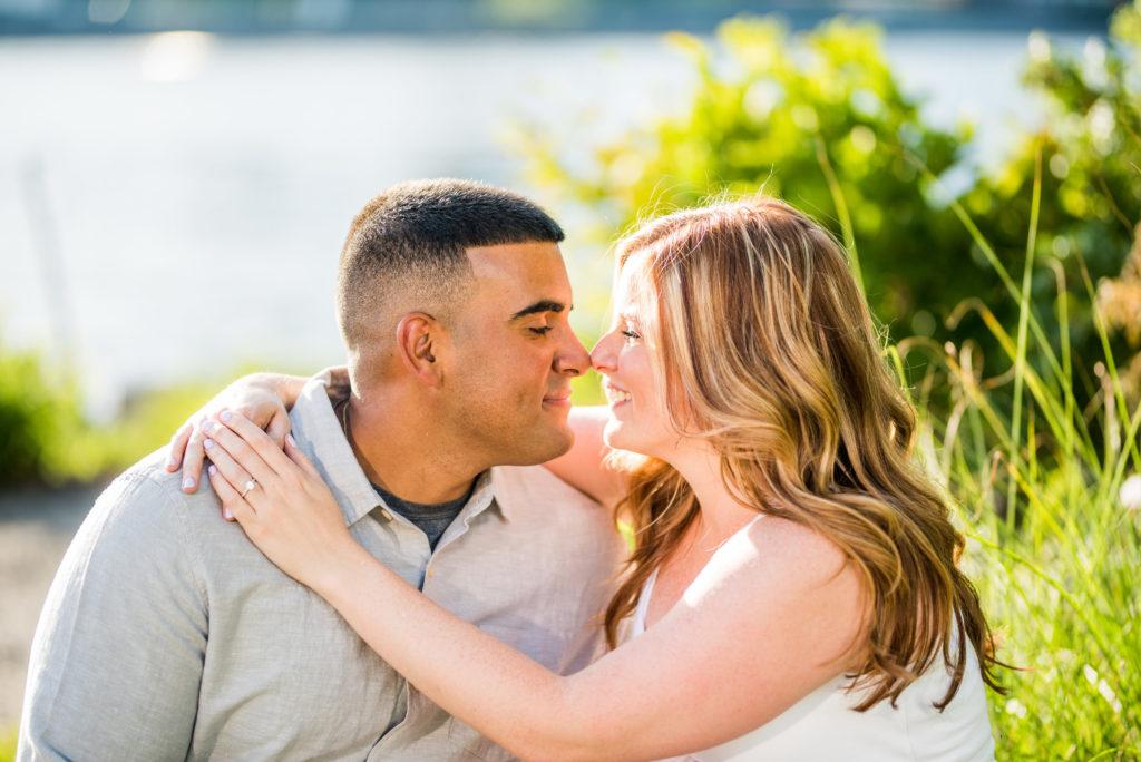 Long Island City Engagement Shoot | Gantry Park Engagement Shoot | Long Island Wedding Photographer11