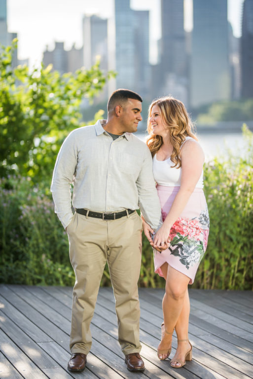 Long Island City Engagement Shoot | Gantry Park Engagement Shoot | Long Island Wedding Photographer14