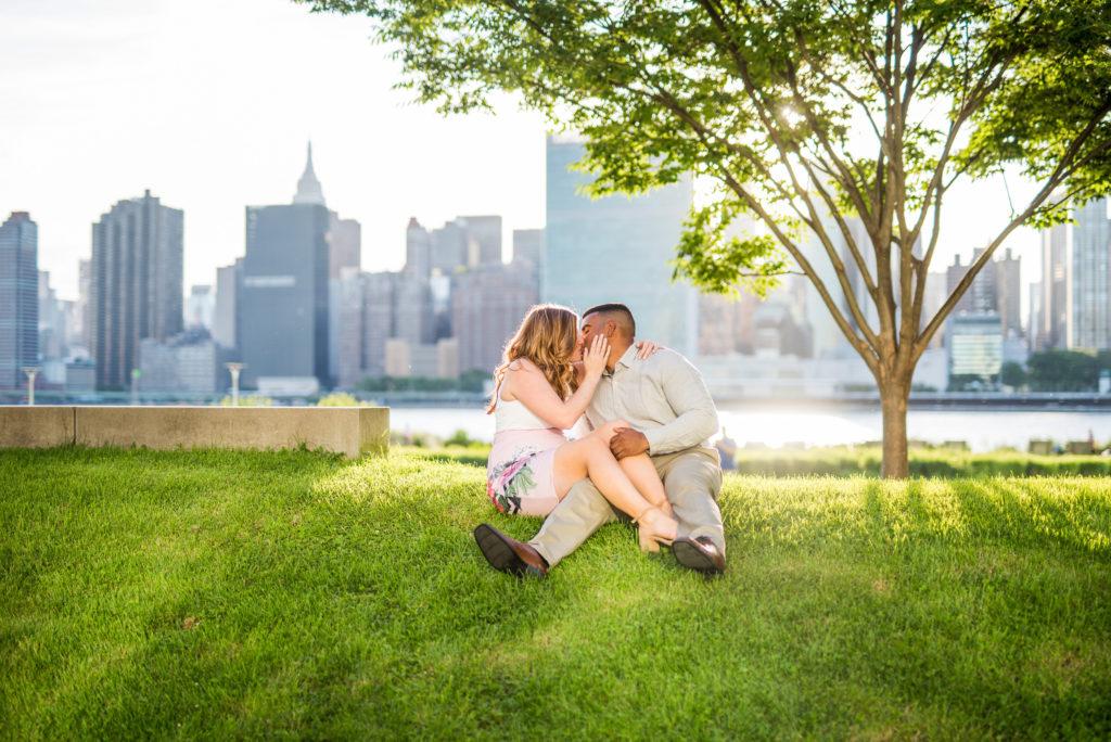 Long Island City Engagement Shoot | Gantry Park Engagement Shoot | Long Island Wedding Photographer15