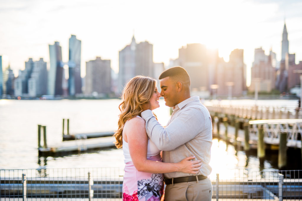 Long Island City Engagement Shoot | Gantry Park Engagement Shoot | Long Island Wedding Photographer17
