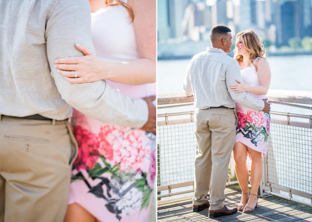 Long Island City Engagement Shoot | Gantry Park Engagement Shoot | Long Island Wedding Photographer2