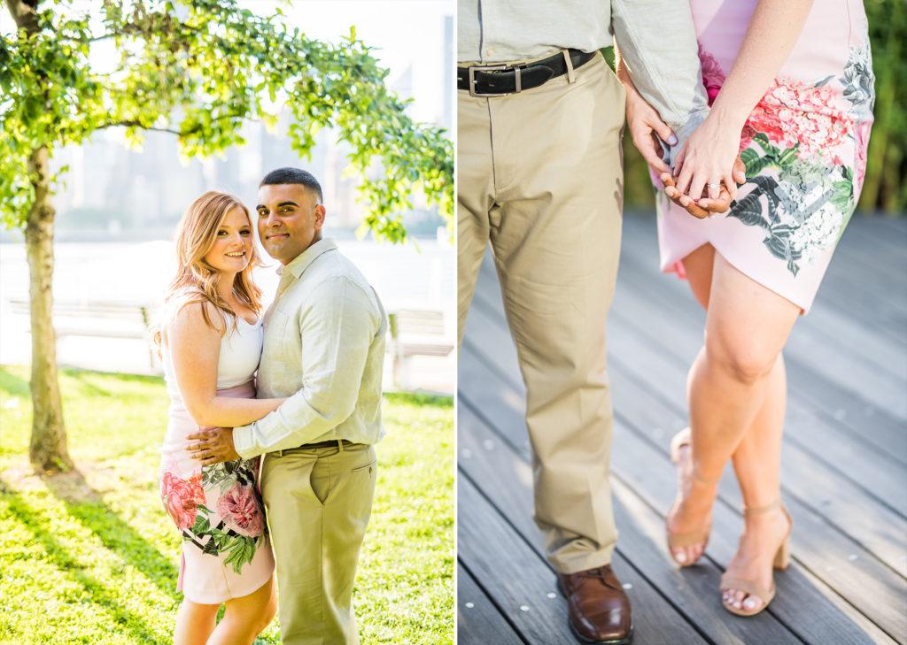 Long Island City Engagement Shoot | Gantry Park Engagement Shoot | Long Island Wedding Photographer4