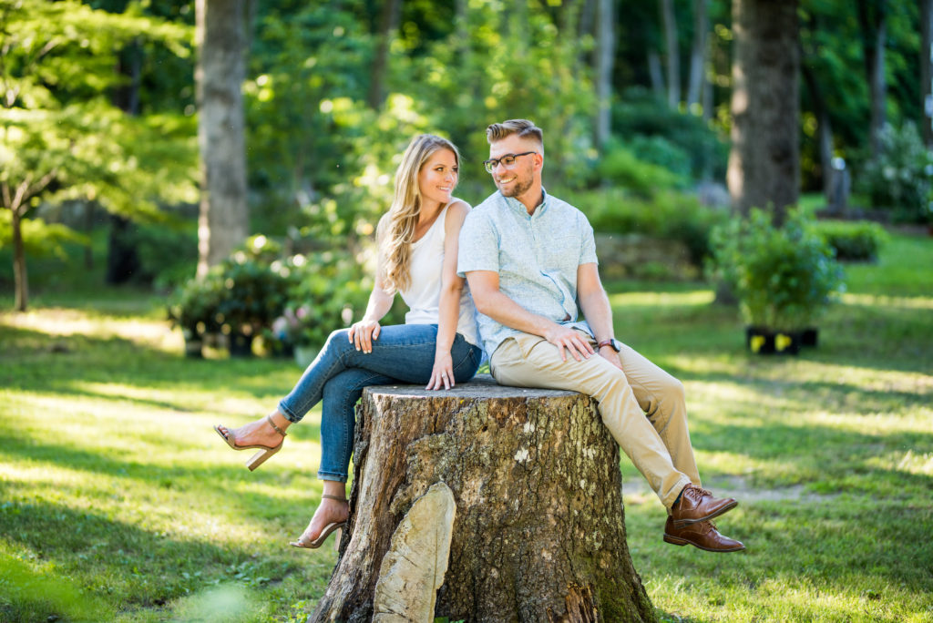 Peconic Herb Farrm Engagement Shoot Long Island Wedding Photographer13