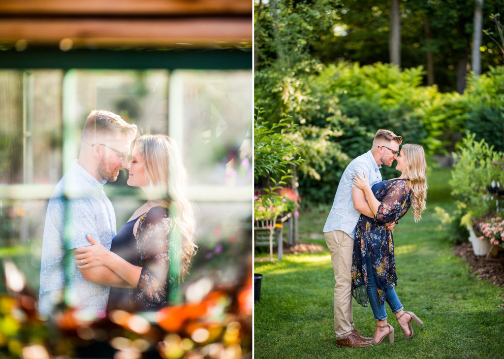 Peconic Herb Farrm Engagement Shoot Long Island Wedding Photographer18