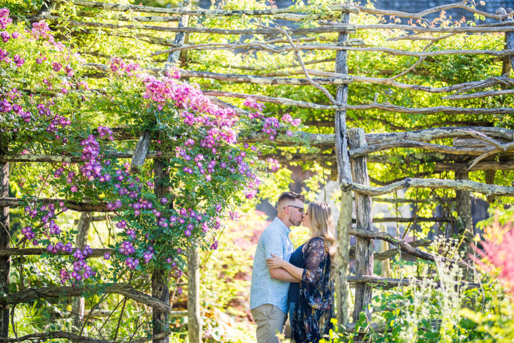 Peconic Herb Farrm Engagement Shoot Long Island Wedding Photographer4