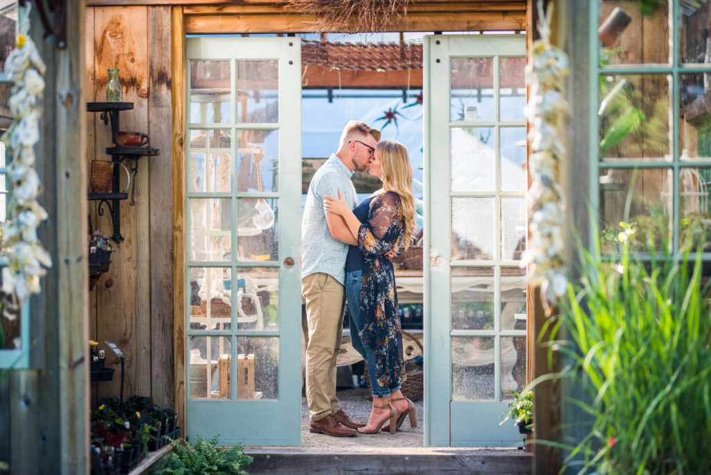 Peconic Herb Farrm Engagement Shoot Long Island Wedding Photographer9