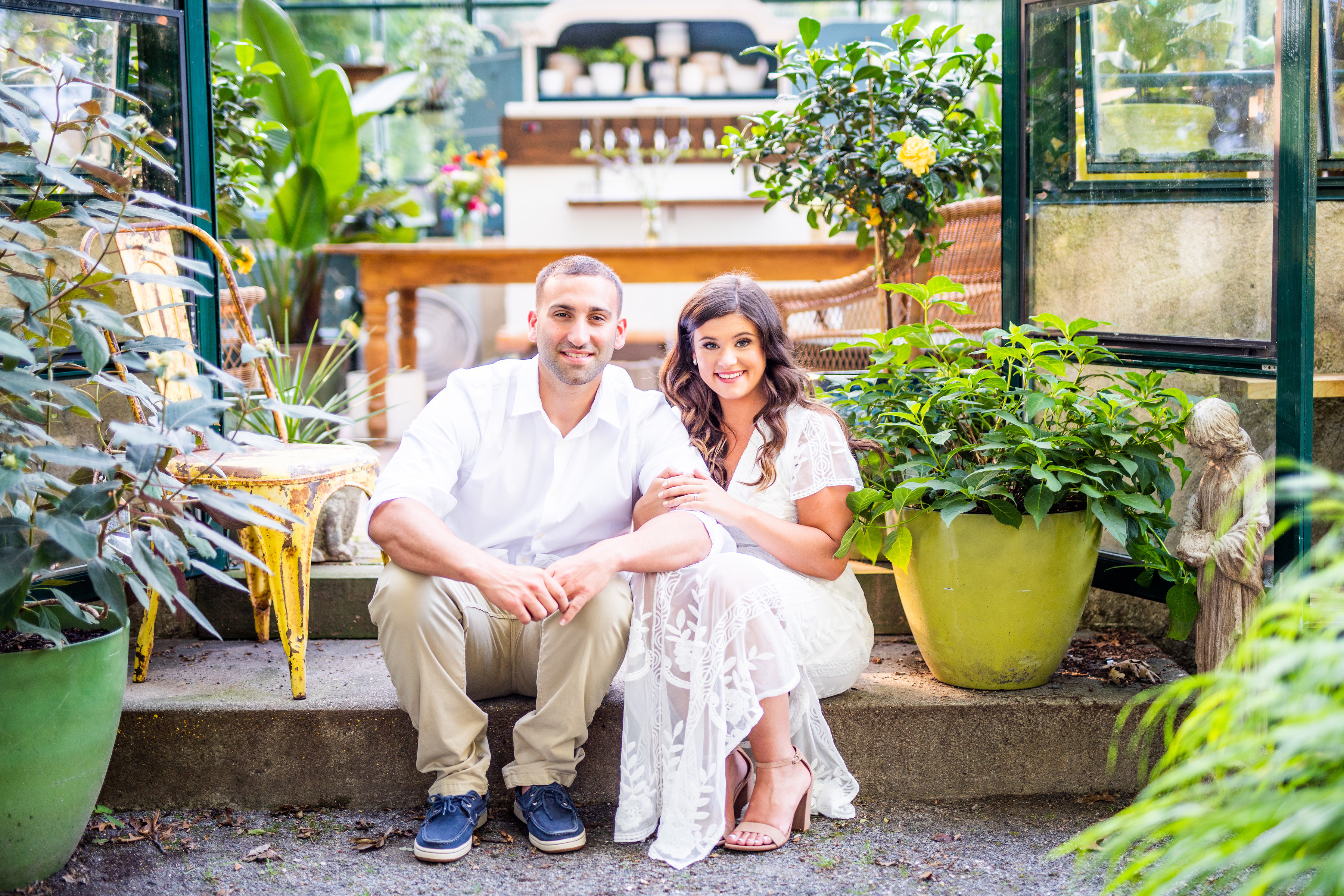 Calverton Engagement Shoot | Engagement Shoot at Home | Rustic Farrm Kitchen Engagement Shoot | North Forrk Wedding Photographer19