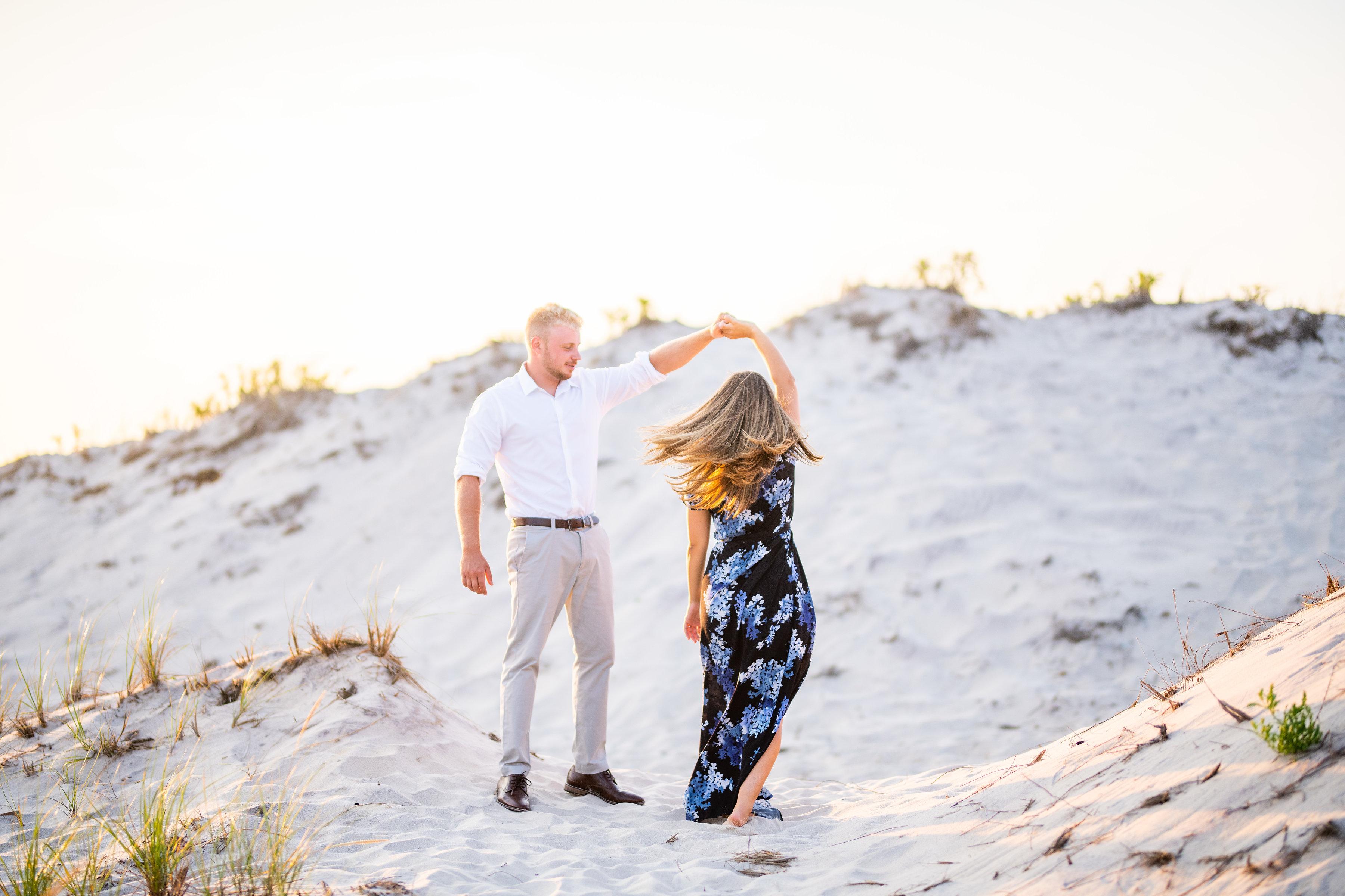 Dune Road Engagement Shoot | Westhampton Beach Engagement Shoot | Hamptons Wedding Photographer12