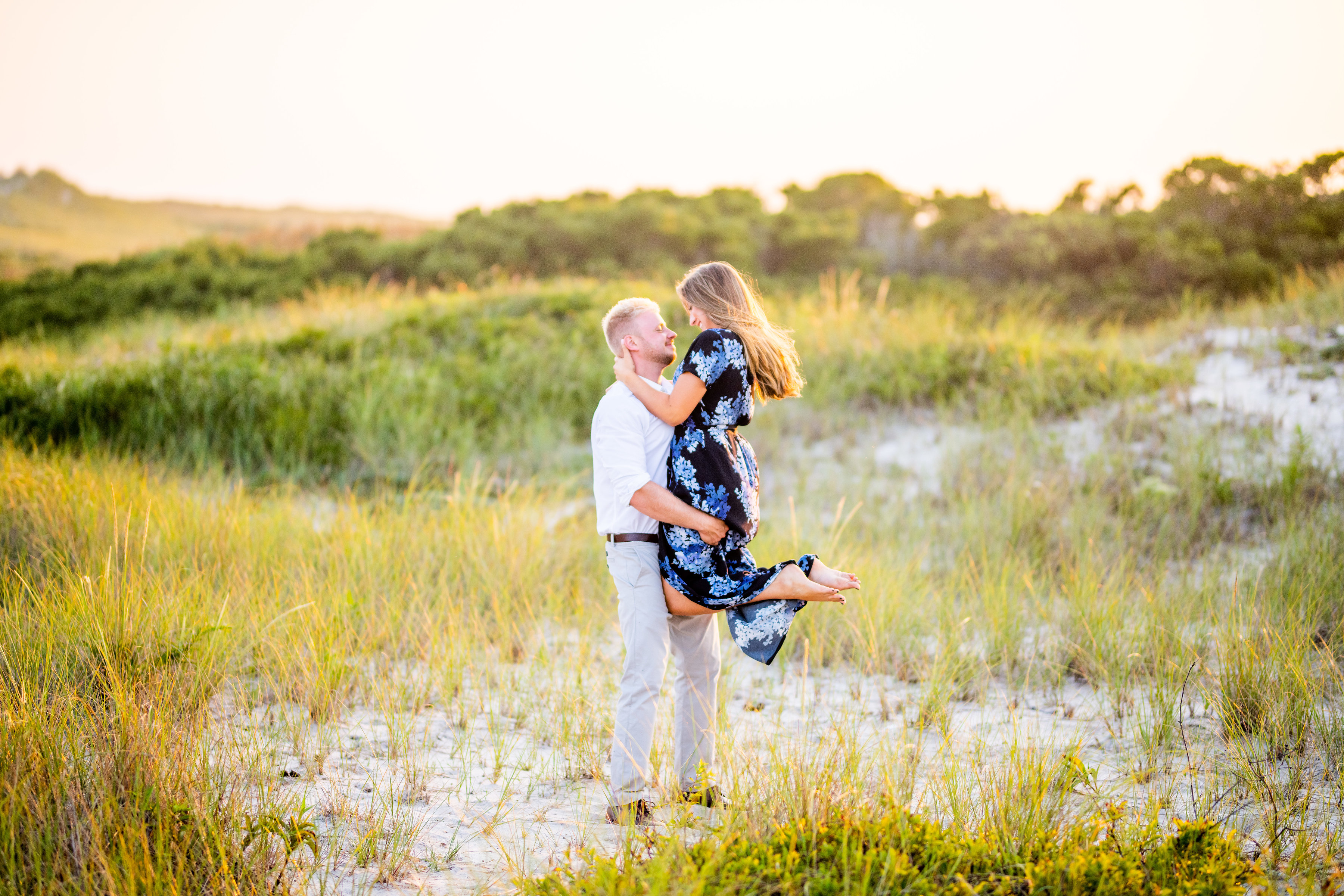 Dune Road Engagement Shoot | Westhampton Beach Engagement Shoot | Hamptons Wedding Photographer14