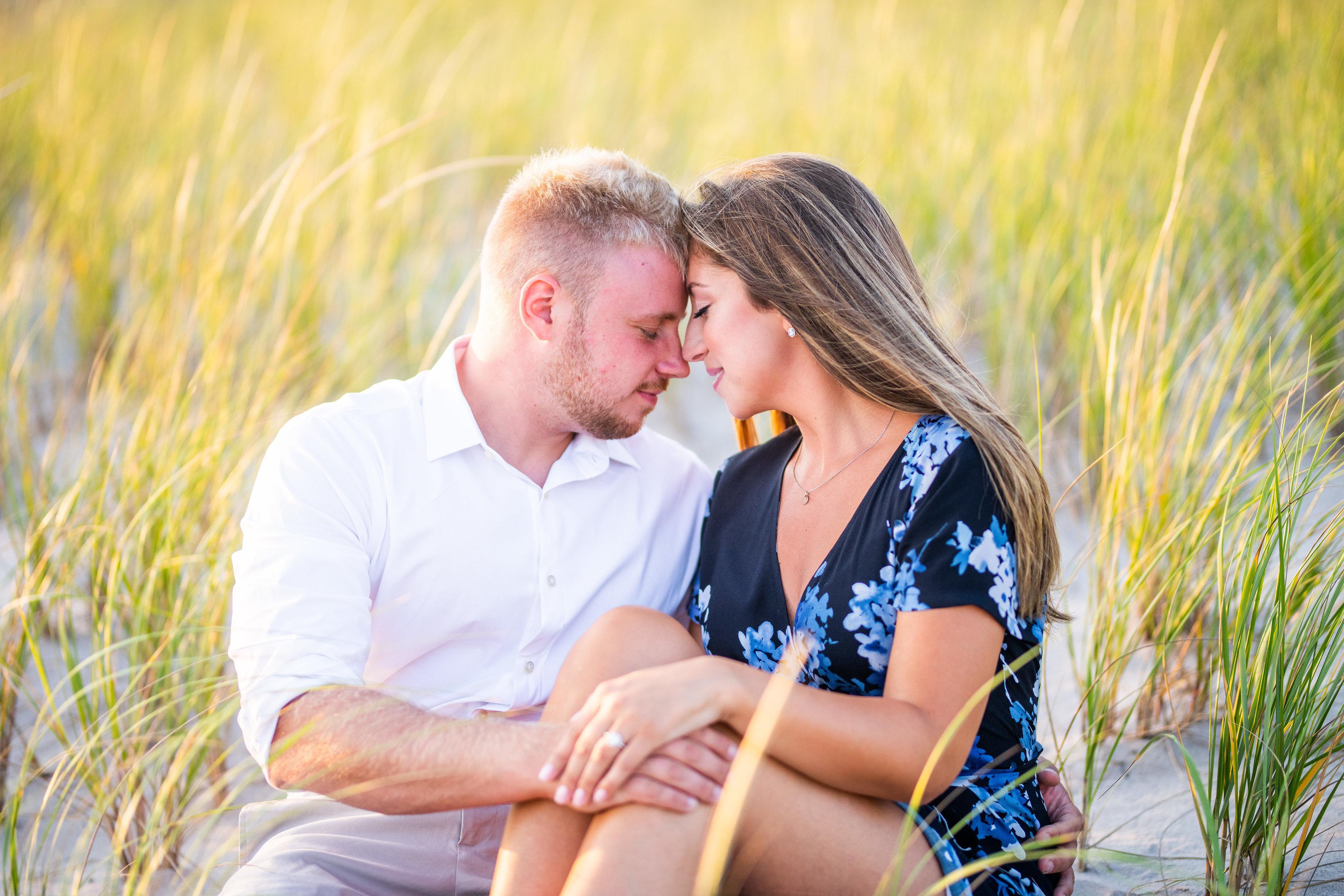 Dune Road Engagement Shoot | Westhampton Beach Engagement Shoot | Hamptons Wedding Photographer9