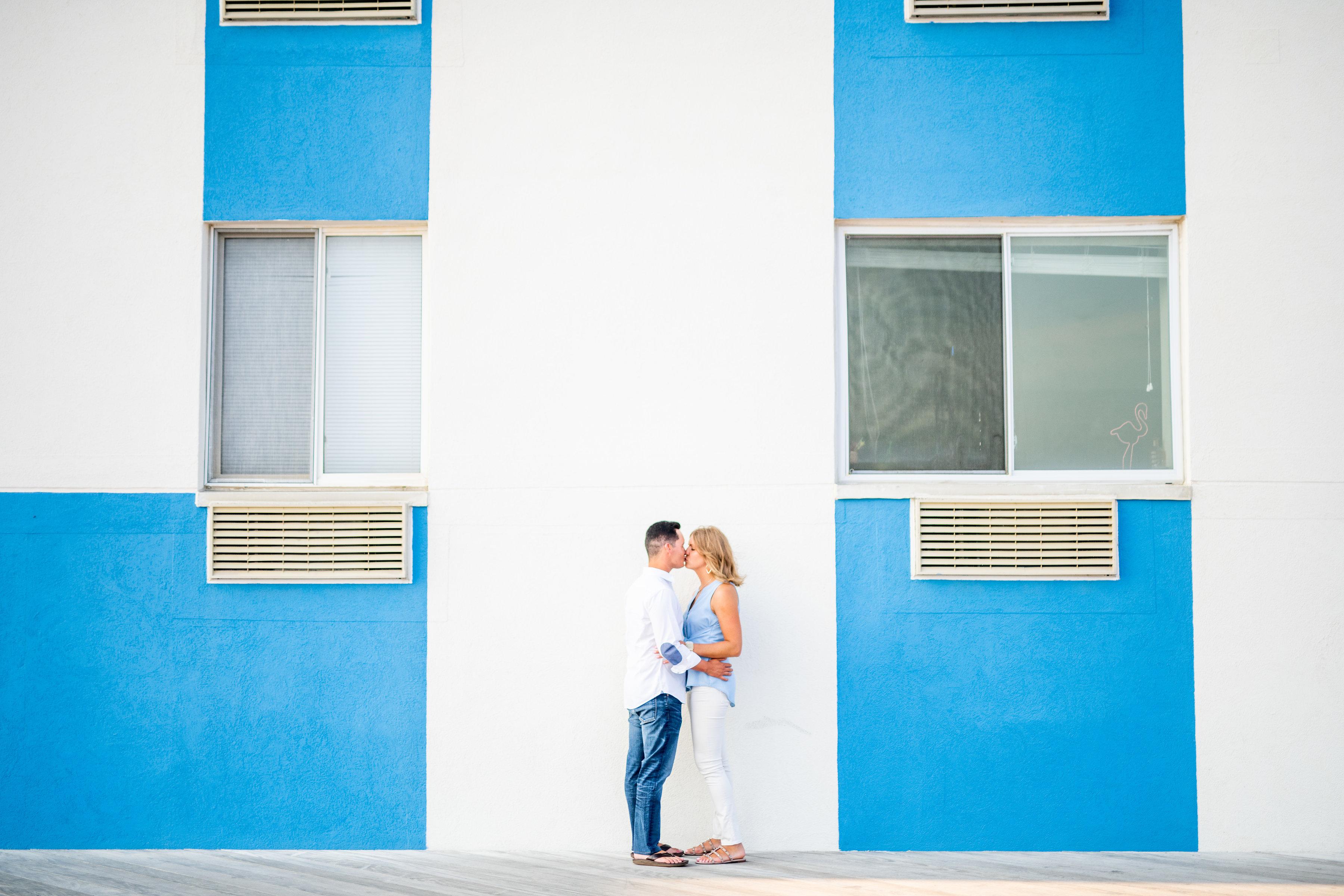 Long Beach NY Engagement Shoot | Long Beach Boardwalk Engagement Shoot | Long Island Wedding Photographer 17