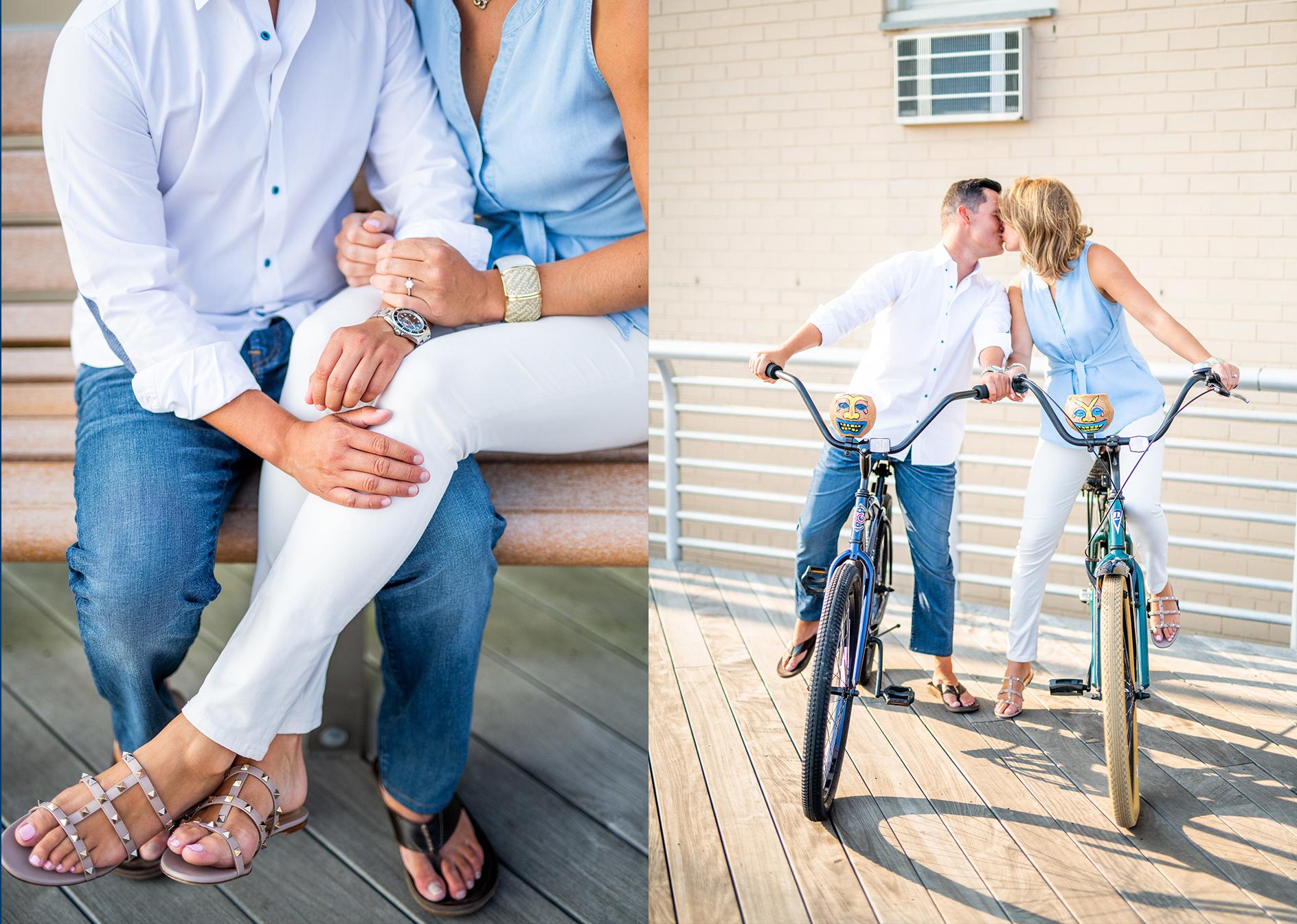 Long Beach NY Engagement Shoot | Long Beach Boardwalk Engagement Shoot | Long Island Wedding Photographer 23