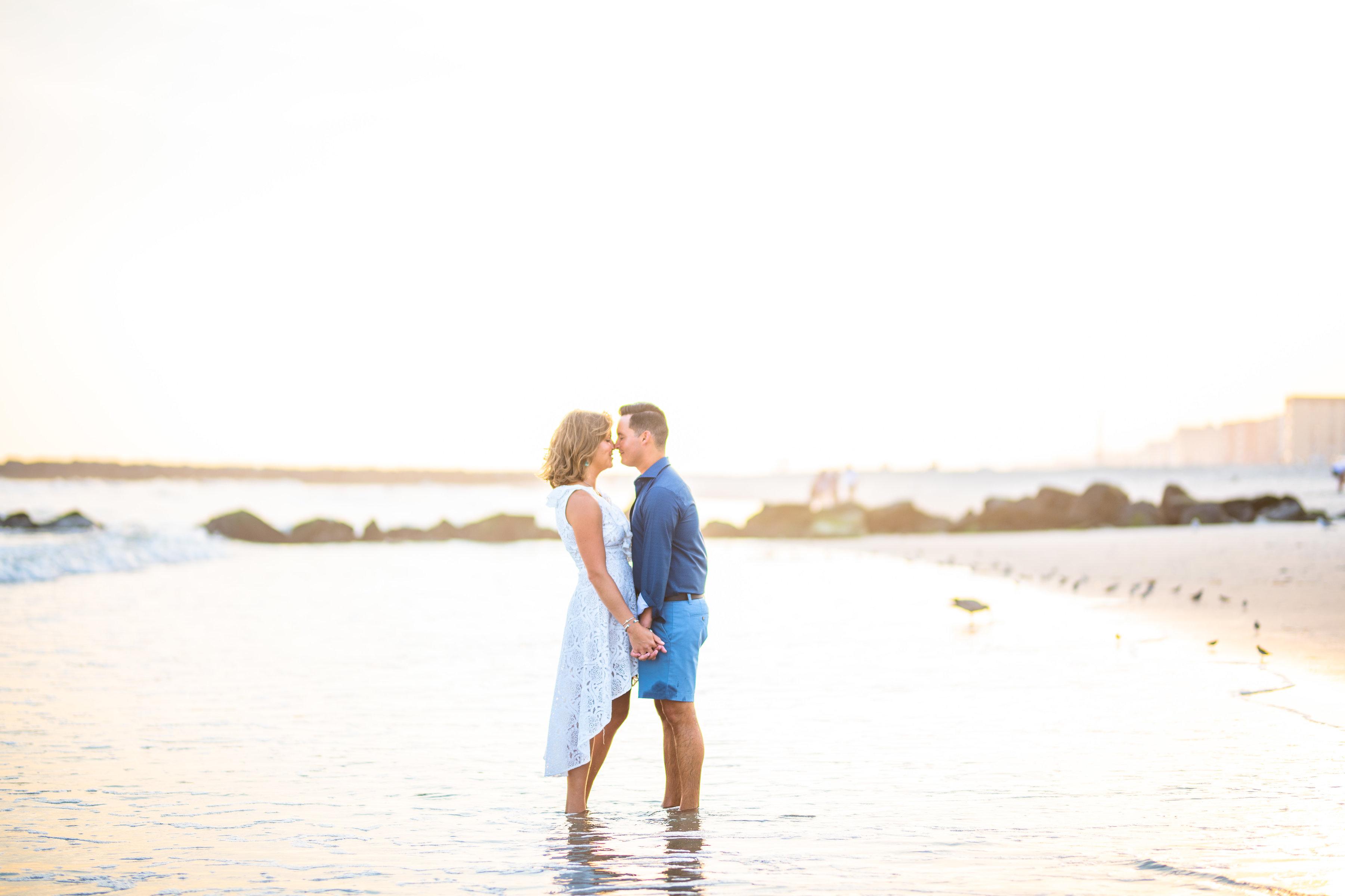 Long Beach NY Engagement Shoot | Long Beach Boardwalk Engagement Shoot | Long Island Wedding Photographer 4