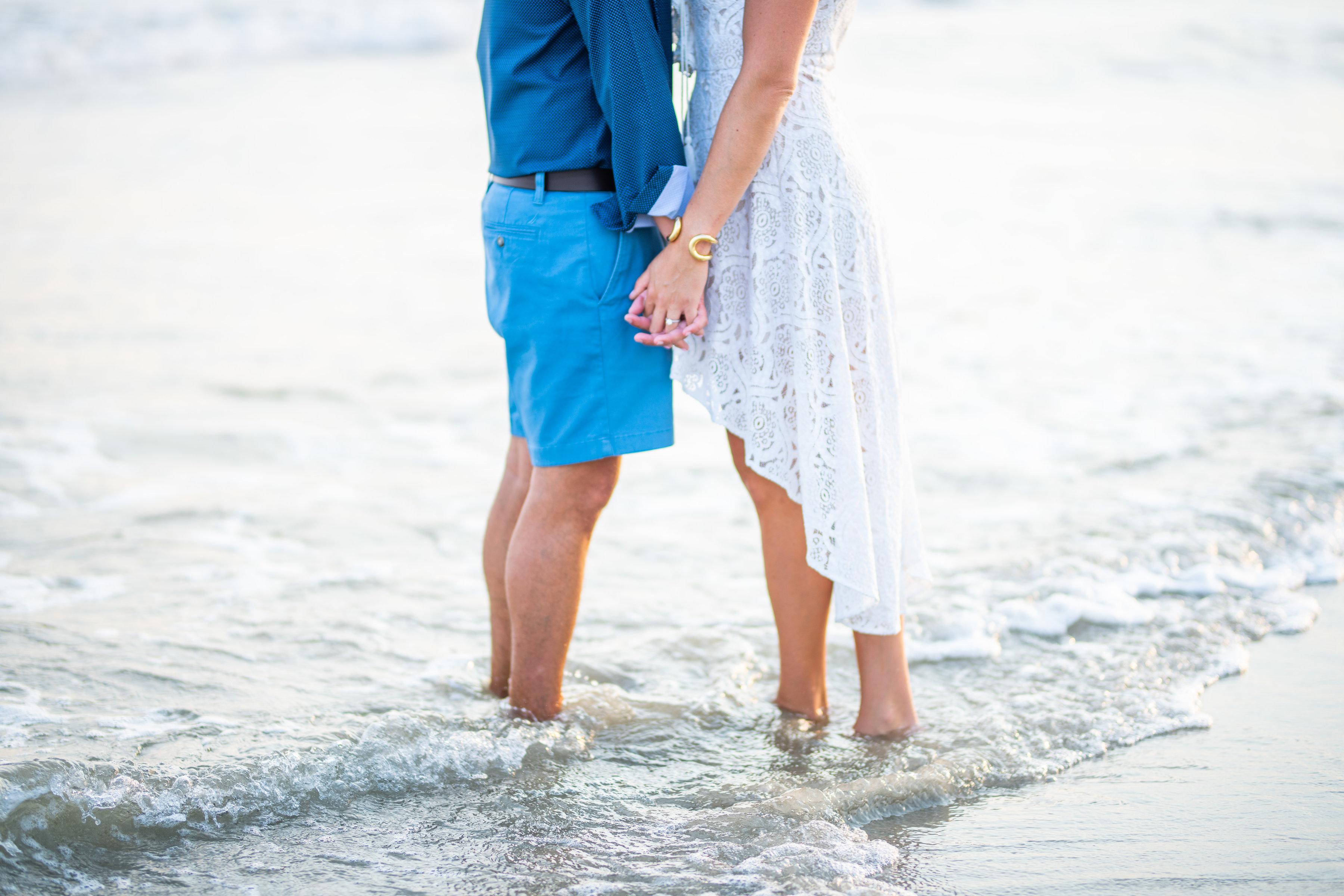 Long Beach NY Engagement Shoot | Long Beach Boardwalk Engagement Shoot | Long Island Wedding Photographer 6