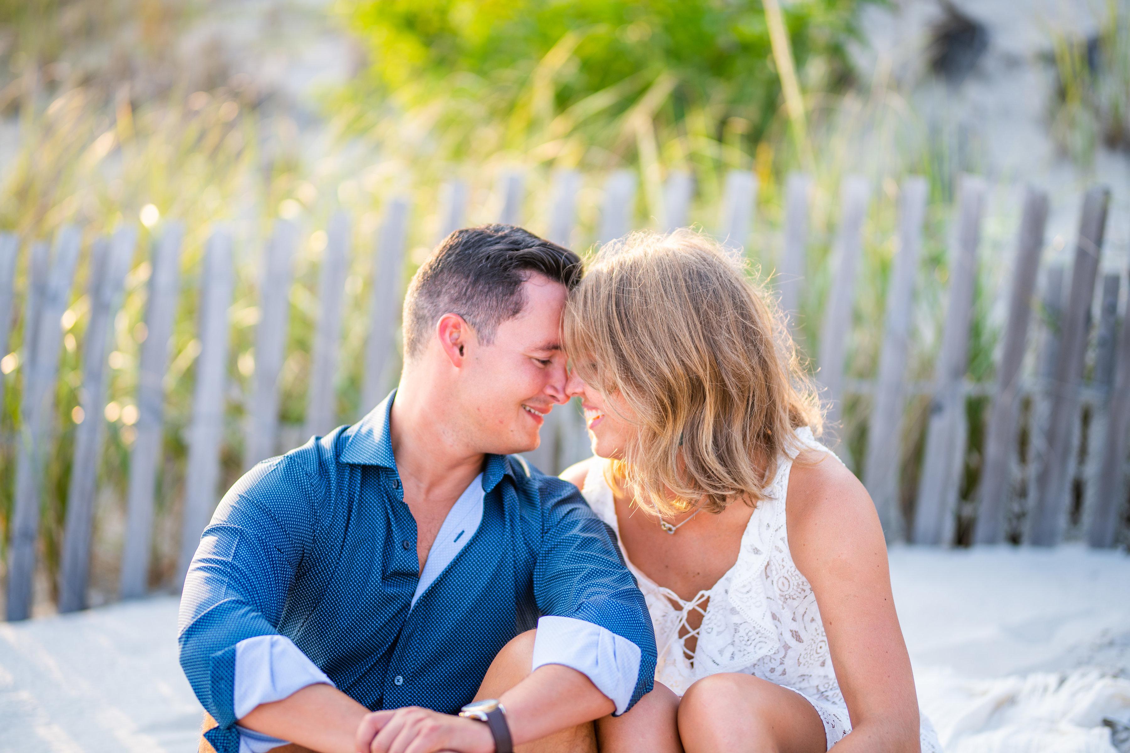 Long Beach NY Engagement Shoot | Long Beach Boardwalk Engagement Shoot | Long Island Wedding Photographer 8