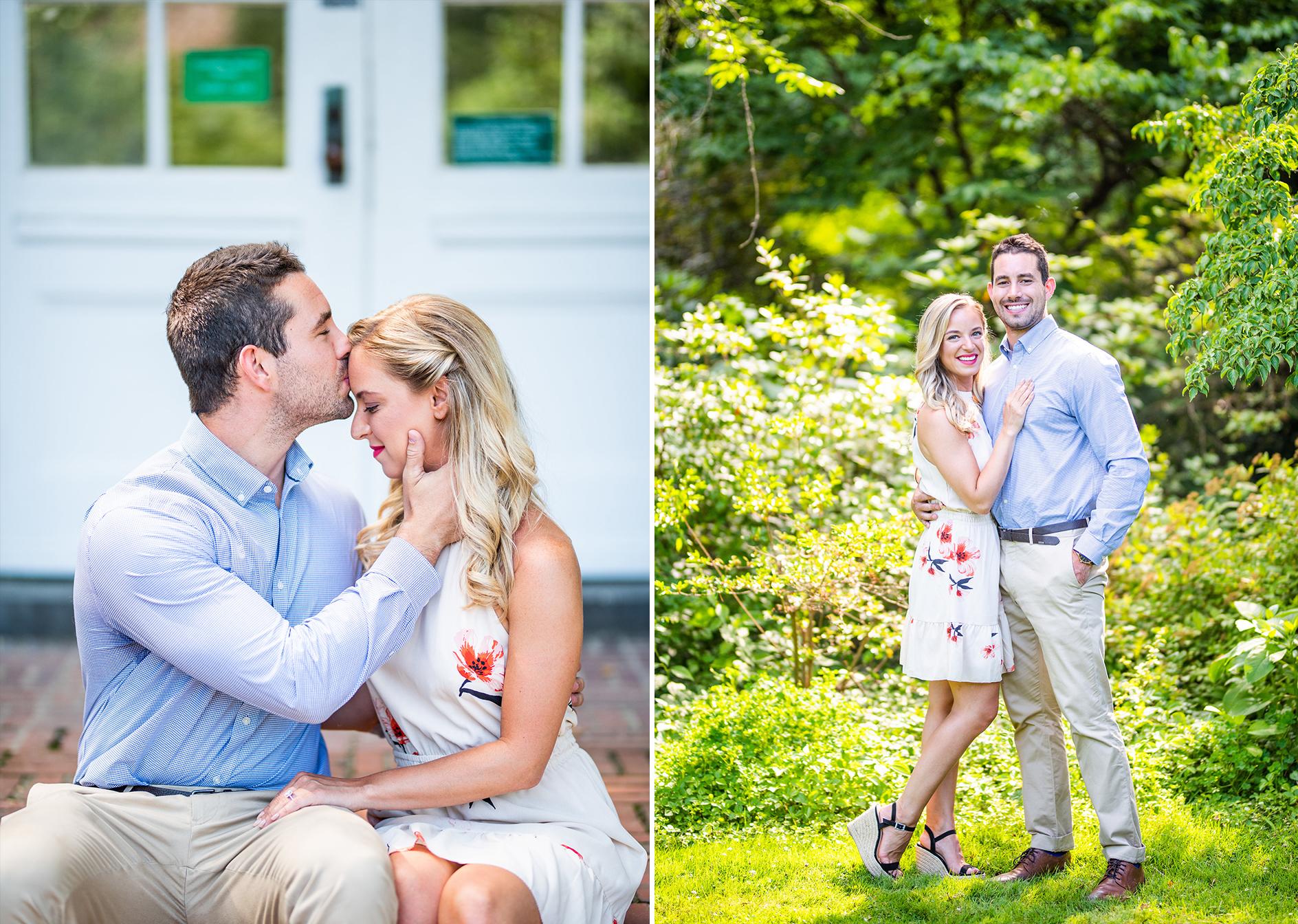 Planting Fields Arboretum Engagement Shoot | Oyster Bay Engagement Shoot | Long Island Wedding Photographer10