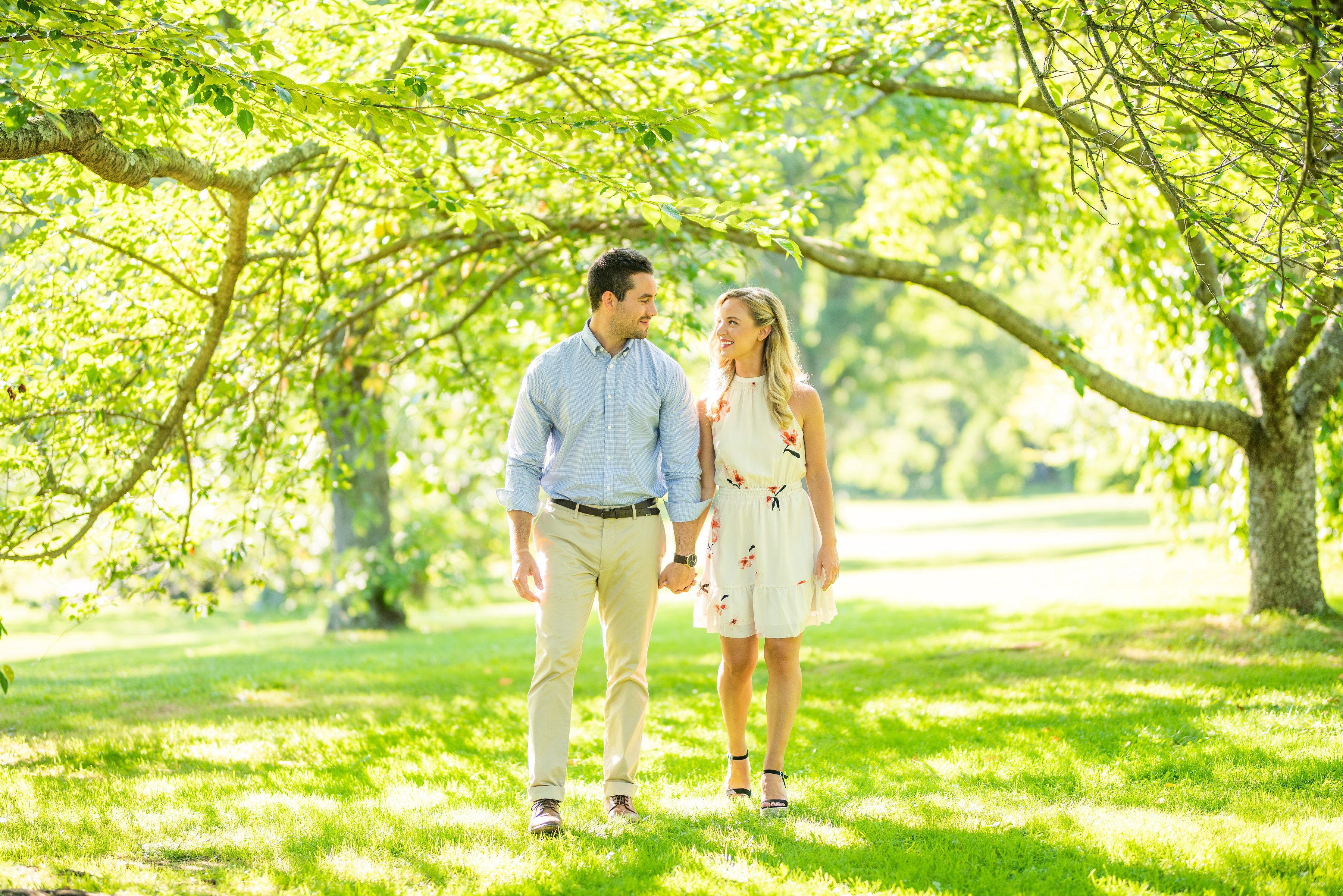 Planting Fields Arboretum Engagement Shoot | Oyster Bay Engagement Shoot | Long Island Wedding Photographer19