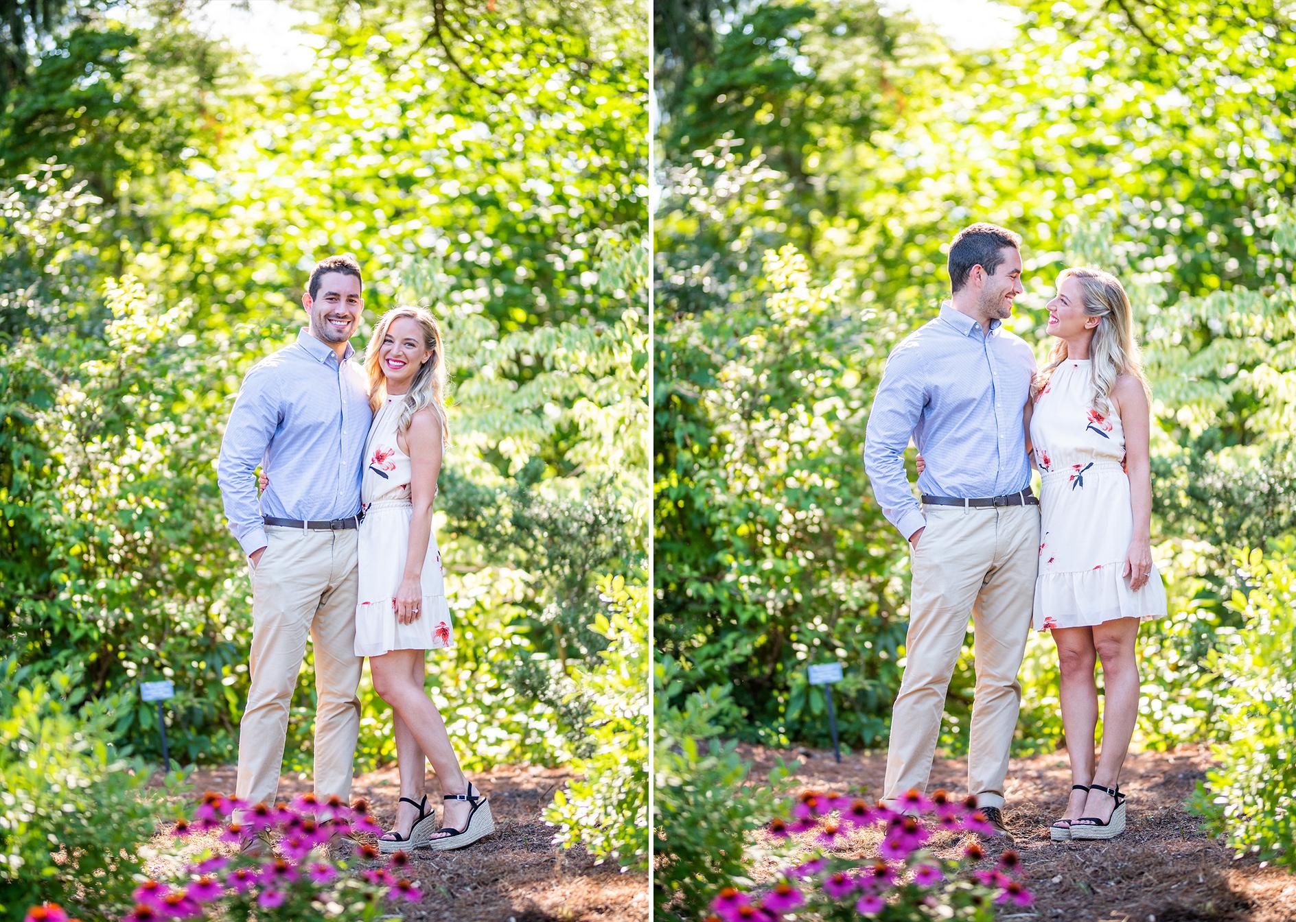 Planting Fields Arboretum Engagement Shoot | Oyster Bay Engagement Shoot | Long Island Wedding Photographer2
