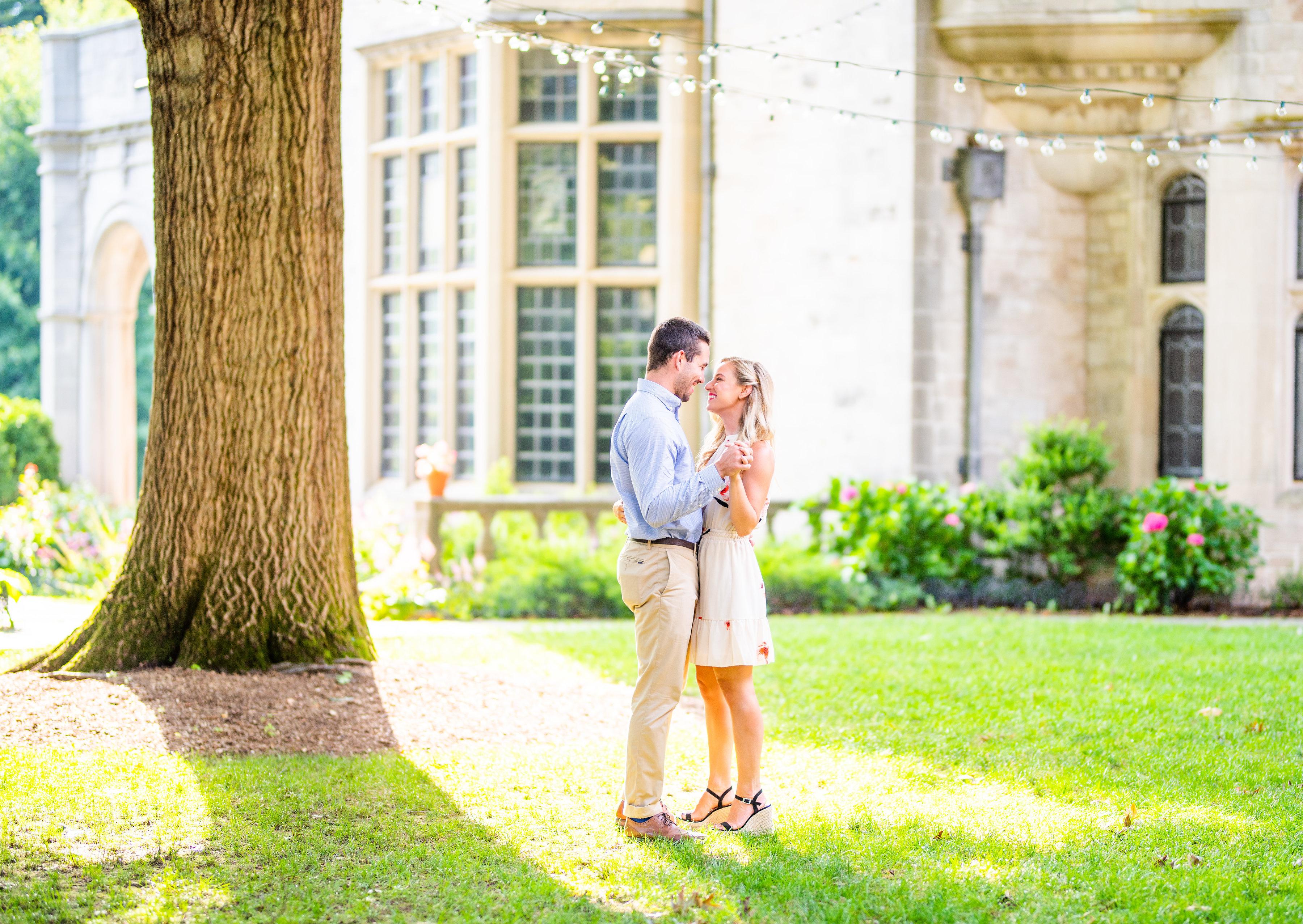 Planting Fields Arboretum Engagement Shoot | Oyster Bay Engagement Shoot | Long Island Wedding Photographer25
