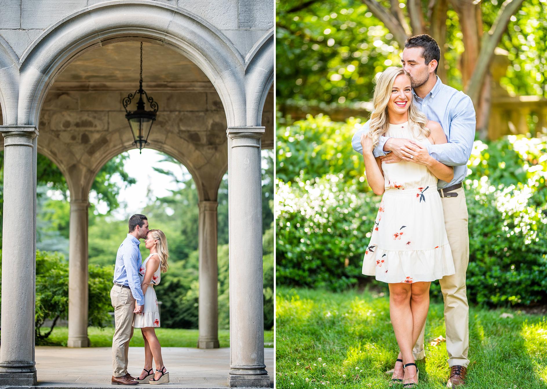 Planting Fields Arboretum Engagement Shoot | Oyster Bay Engagement Shoot | Long Island Wedding Photographer4
