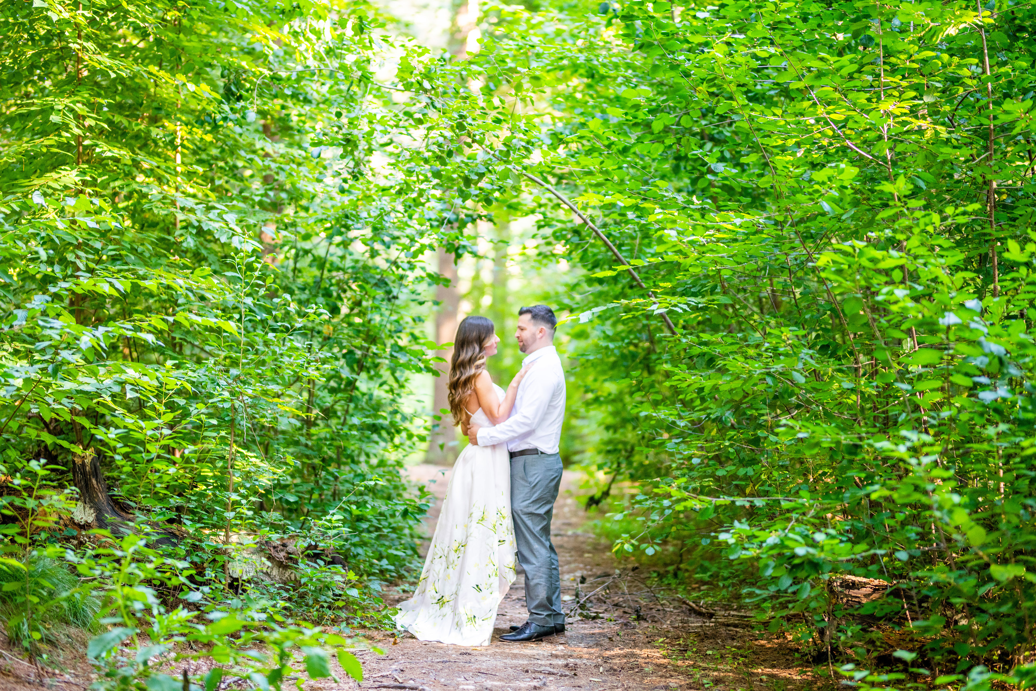 Prosser Pines Engagement Shoot | Long Island Wedding Photographer | Hamptons Wedding Photographer13