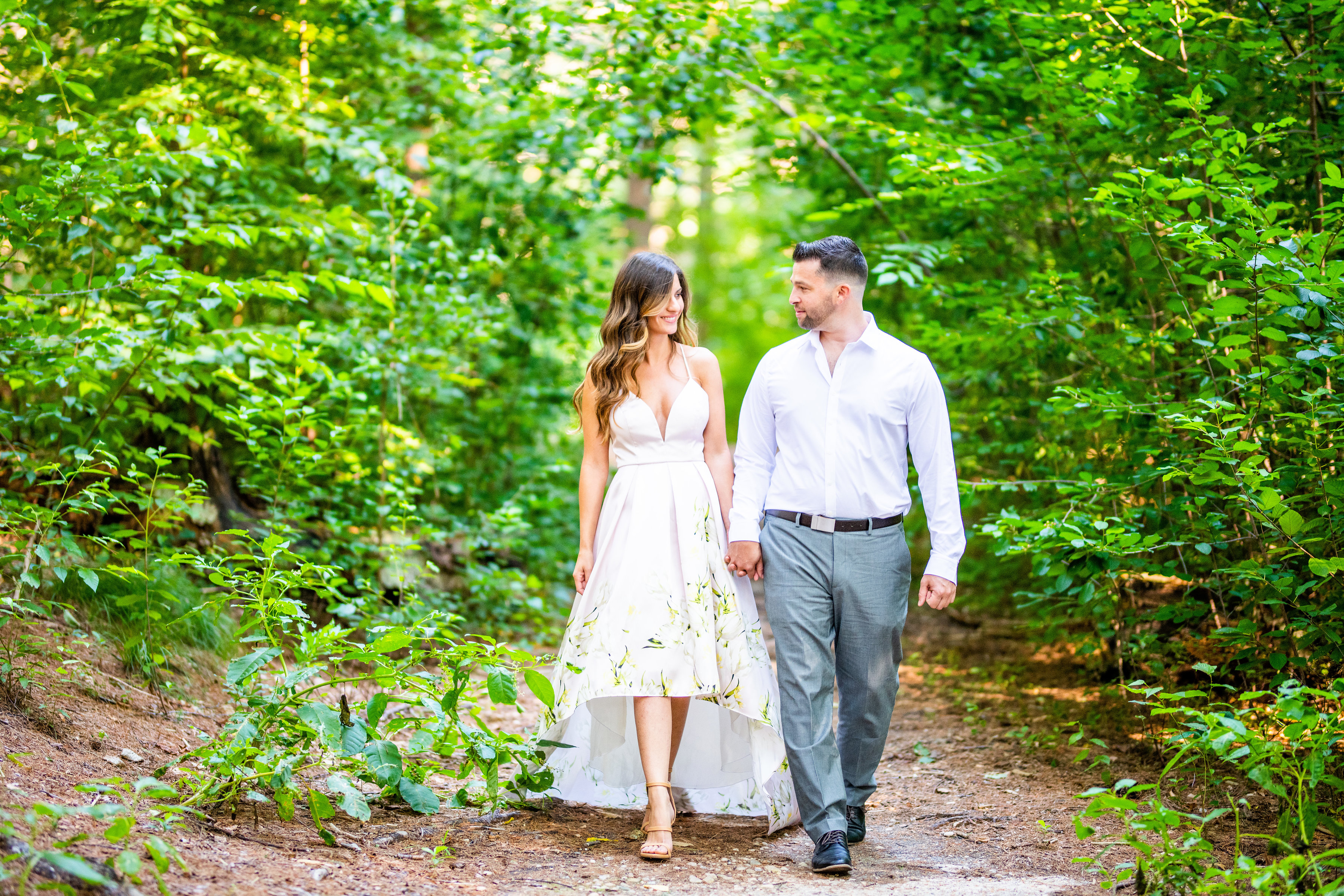 Prosser Pines Engagement Shoot | Long Island Wedding Photographer | Hamptons Wedding Photographer14