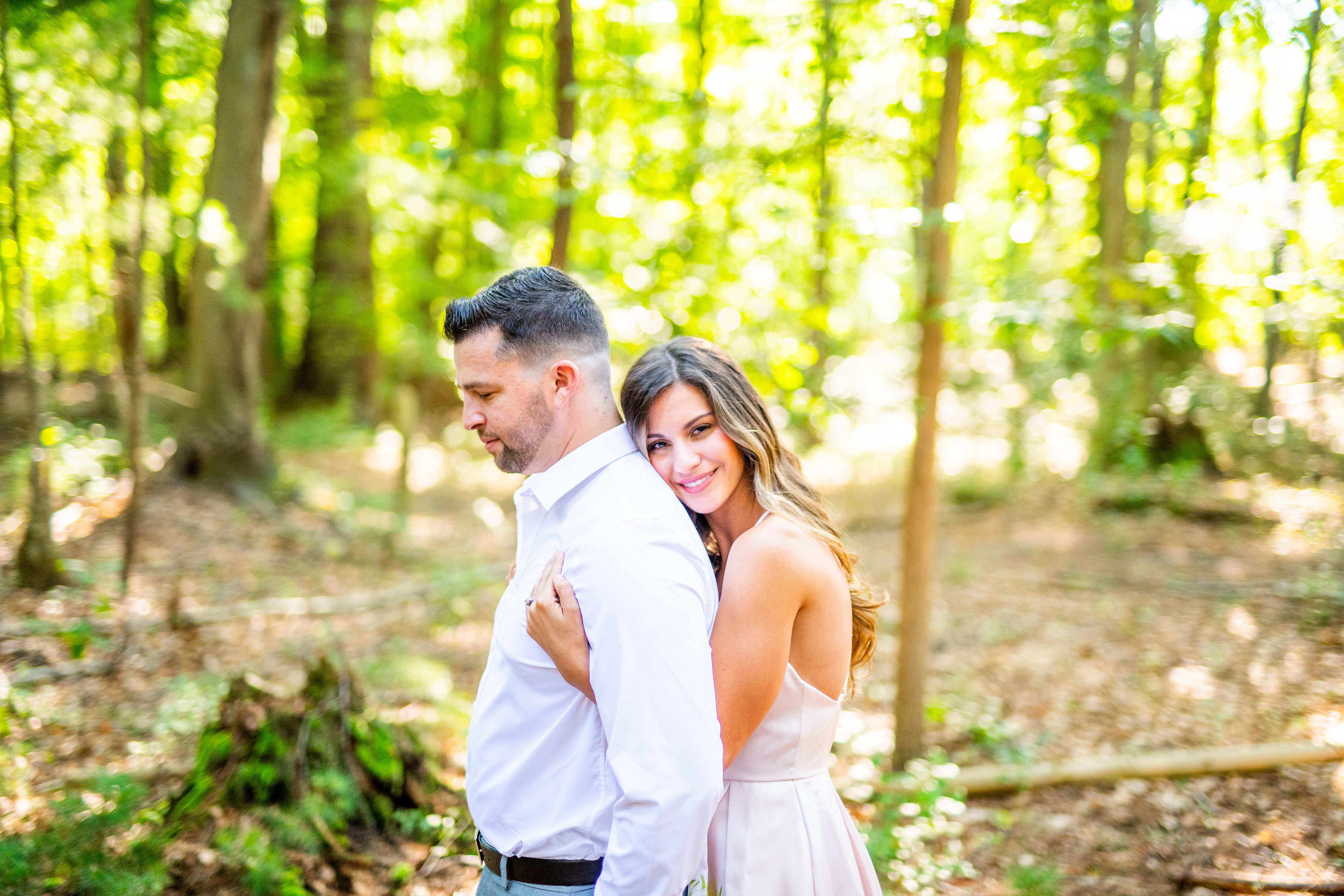 Prosser Pines Engagement Shoot | Long Island Wedding Photographer | Hamptons Wedding Photographer15