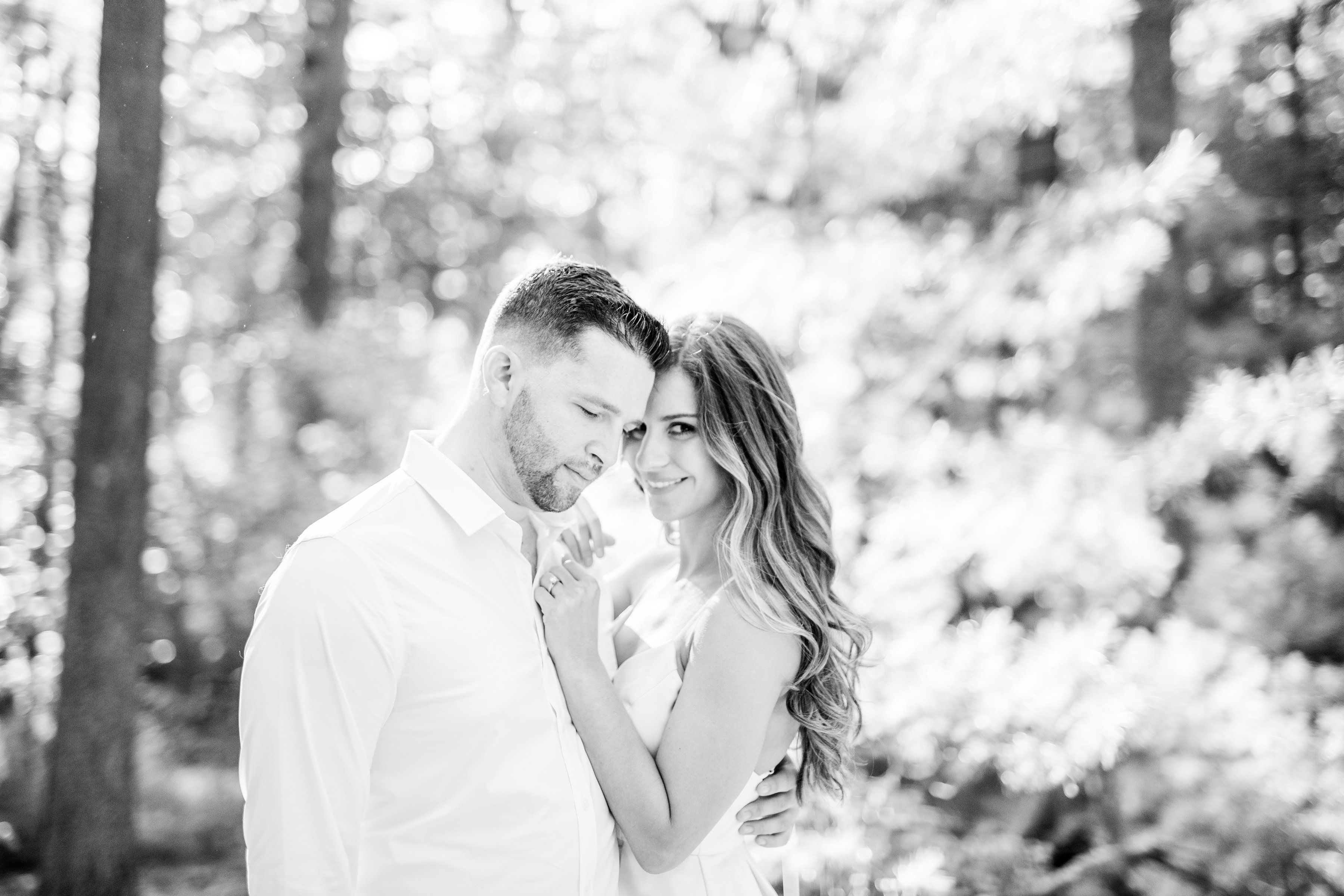 Prosser Pines Engagement Shoot | Long Island Wedding Photographer | Hamptons Wedding Photographer19