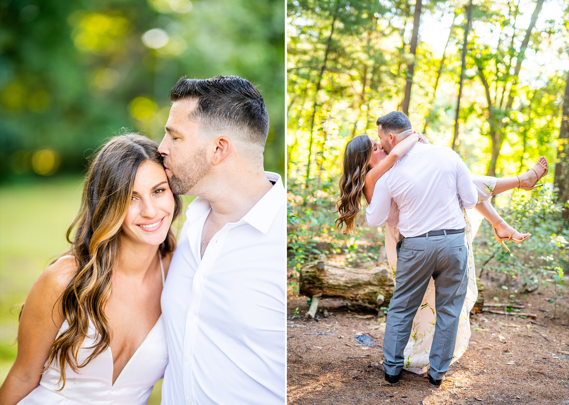 Prosser Pines Engagement Shoot | Long Island Wedding Photographer | Hamptons Wedding Photographer3