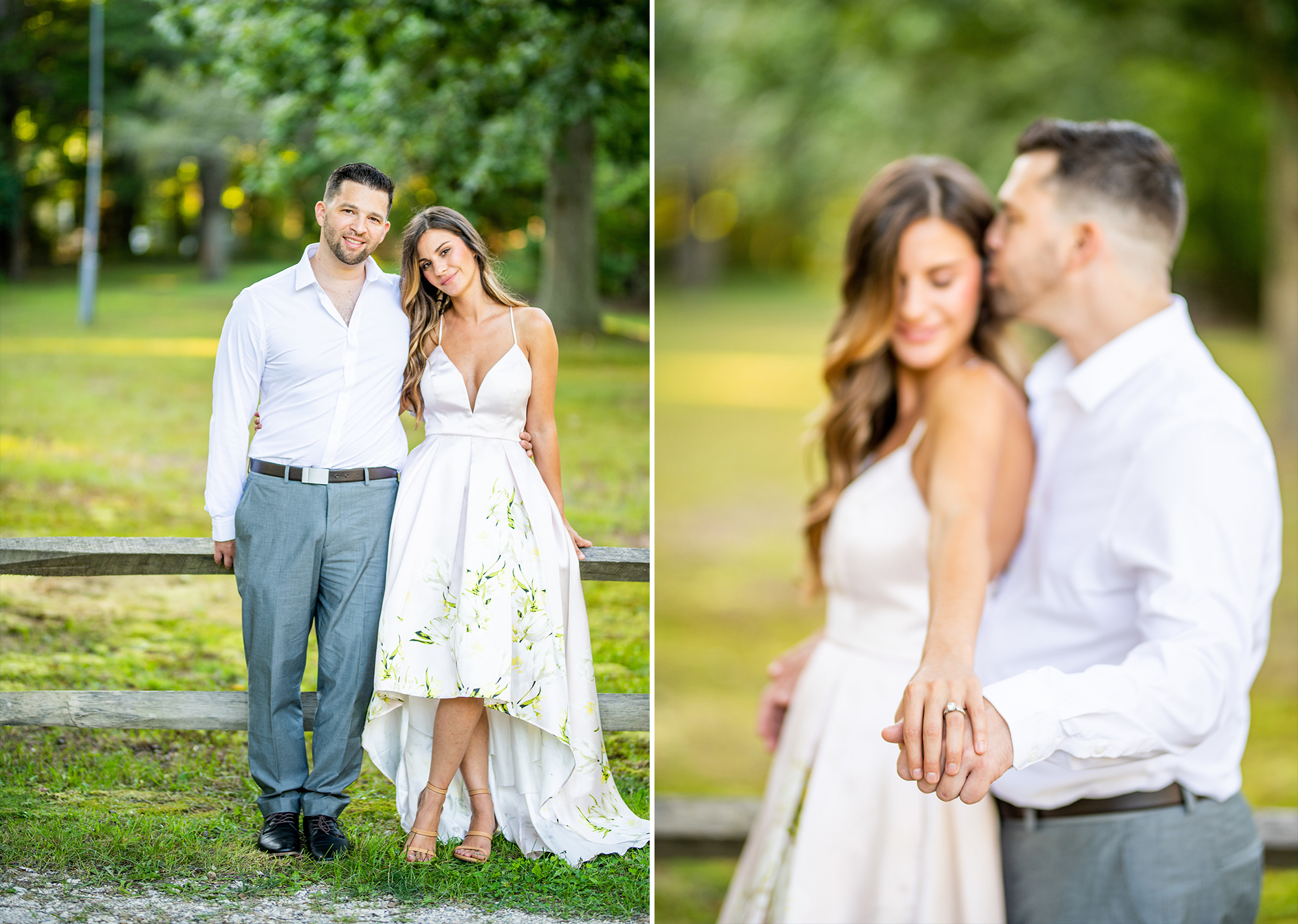 Prosser Pines Engagement Shoot | Long Island Wedding Photographer | Hamptons Wedding Photographer4