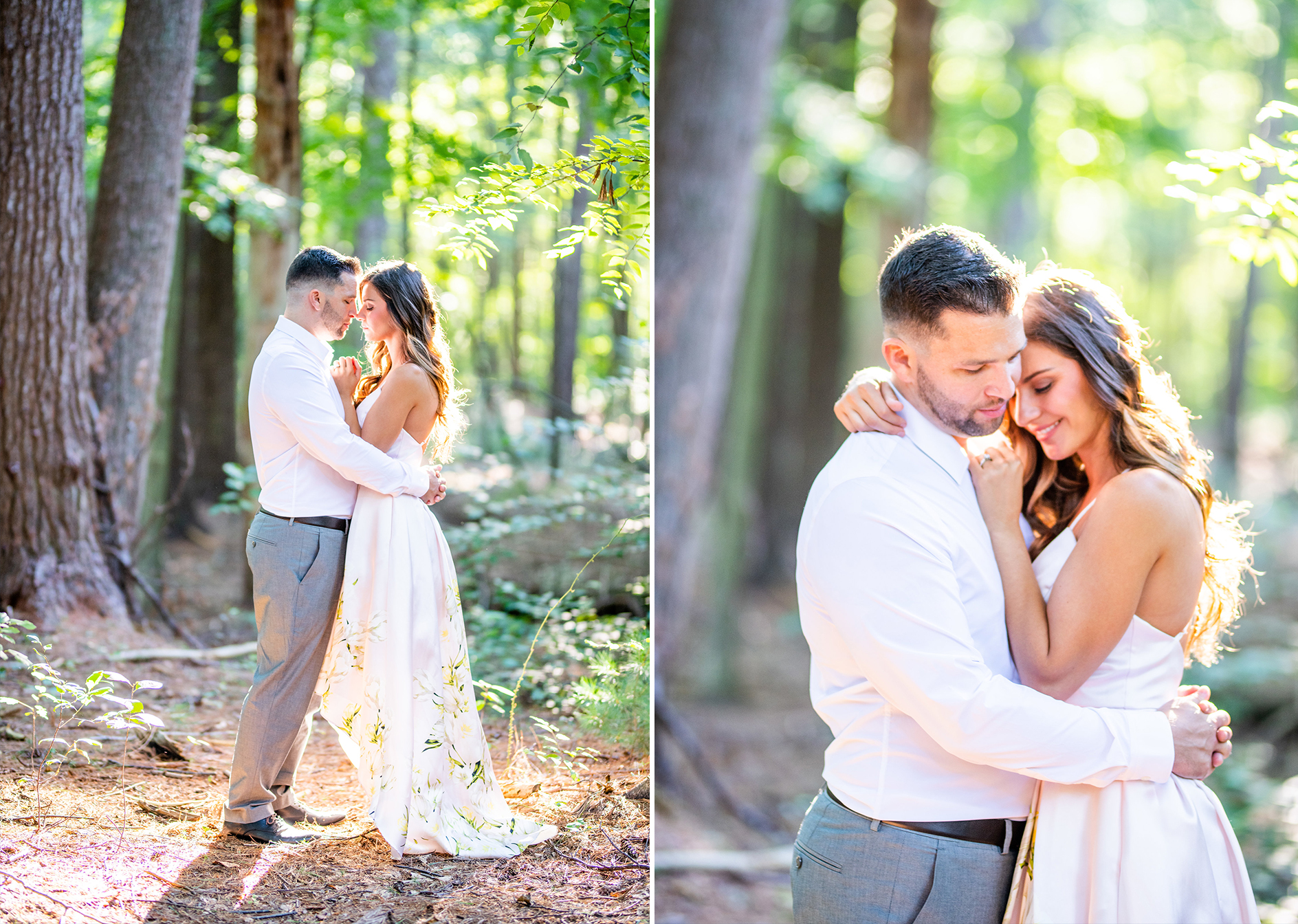 Prosser Pines Engagement Shoot | Long Island Wedding Photographer | Hamptons Wedding Photographer7