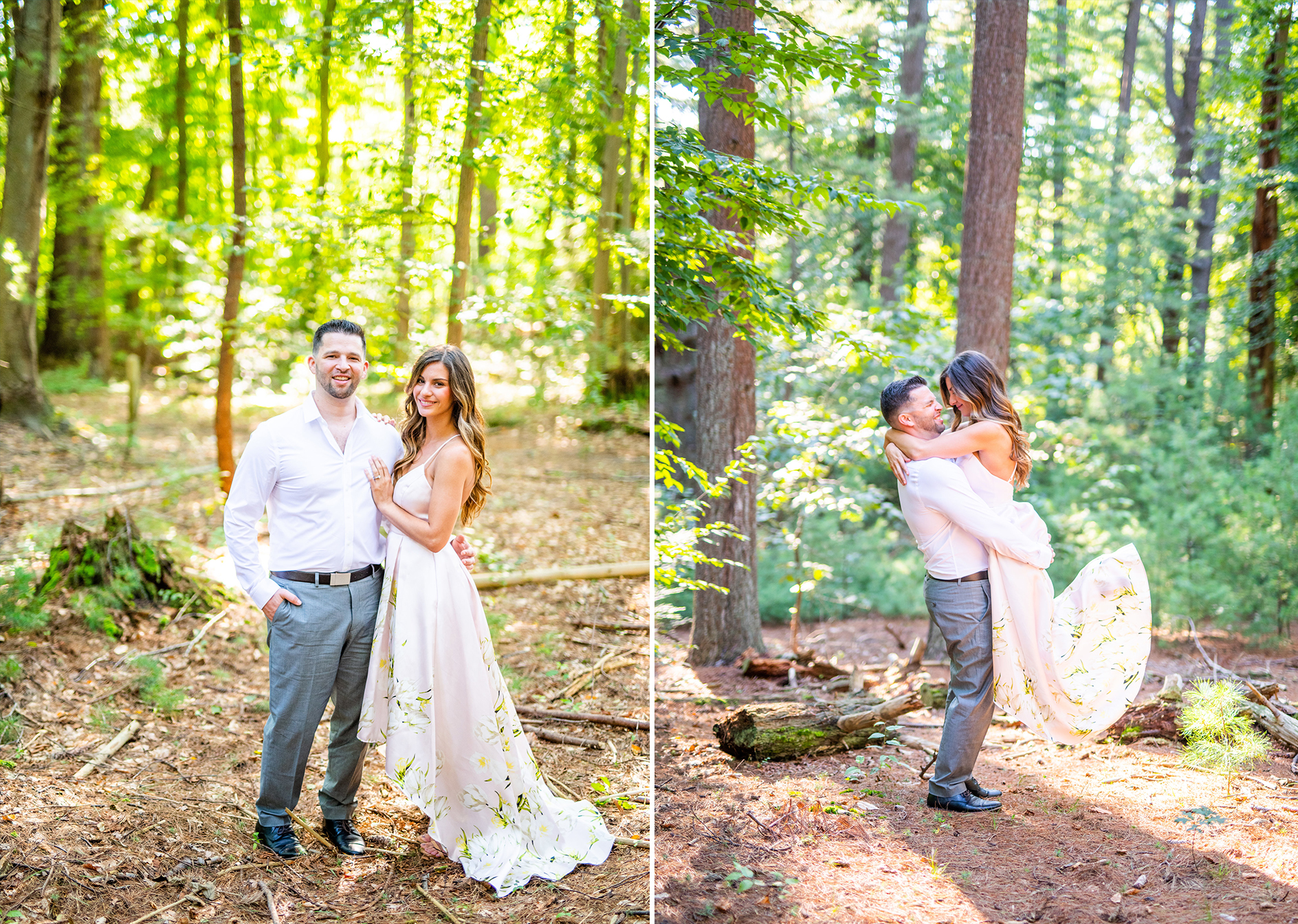 Prosser Pines Engagement Shoot | Long Island Wedding Photographer | Hamptons Wedding Photographer8